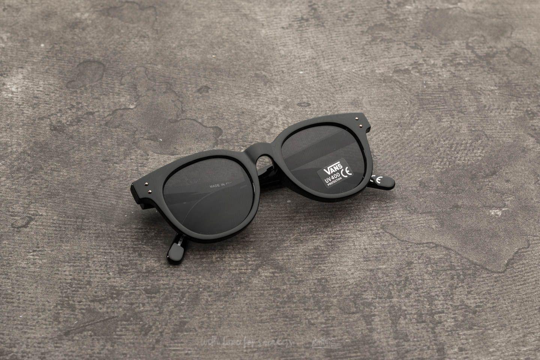 ecb1755eb65a9 Vans Welborn Shades Sunglasses Black Gloss