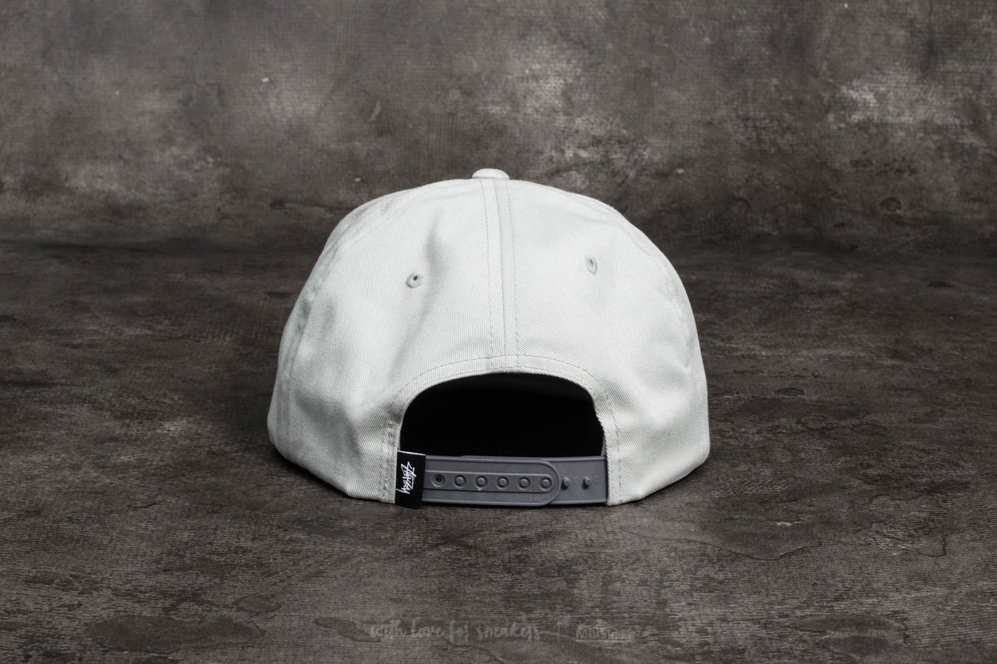 Stüssy Stock SP18 Cap Grey at a great price £40 buy at Footshop a26264186d5