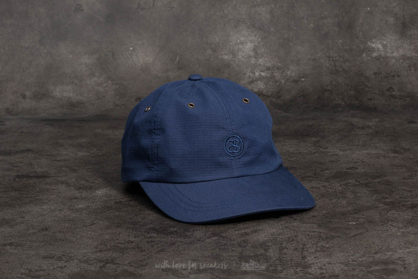 0746fcd7259 Stüssy SS-Link Ripstop Low Pro Cap Navy at a great price  40 buy at