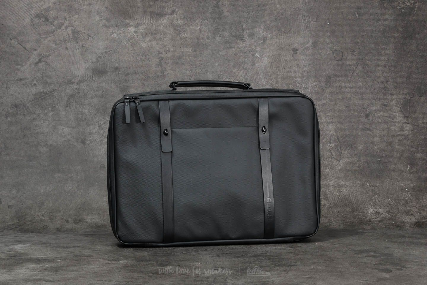 GEAR3 Briefcase Backpack