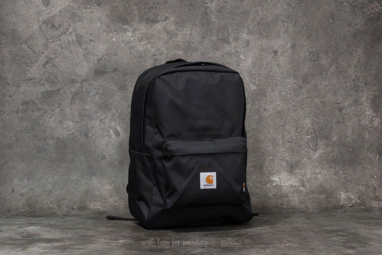 Carhartt WIP Watch Backpack Black  Black