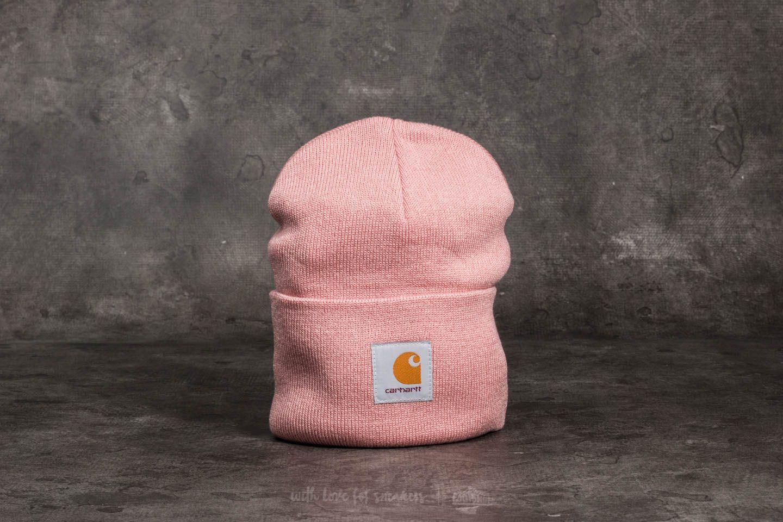 20ea5e04b Carhartt WIP Acrylic Watch Hat Soft Rose | Footshop