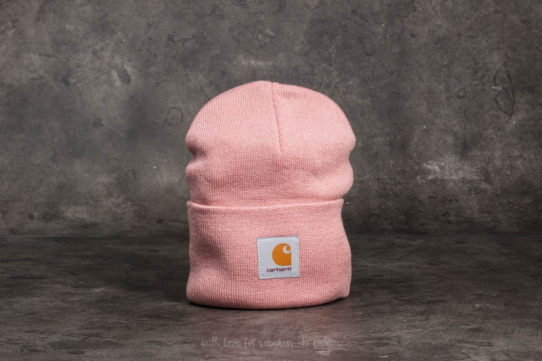faa03f3214cb0 Carhartt WIP Acrylic Watch Hat Soft Rose