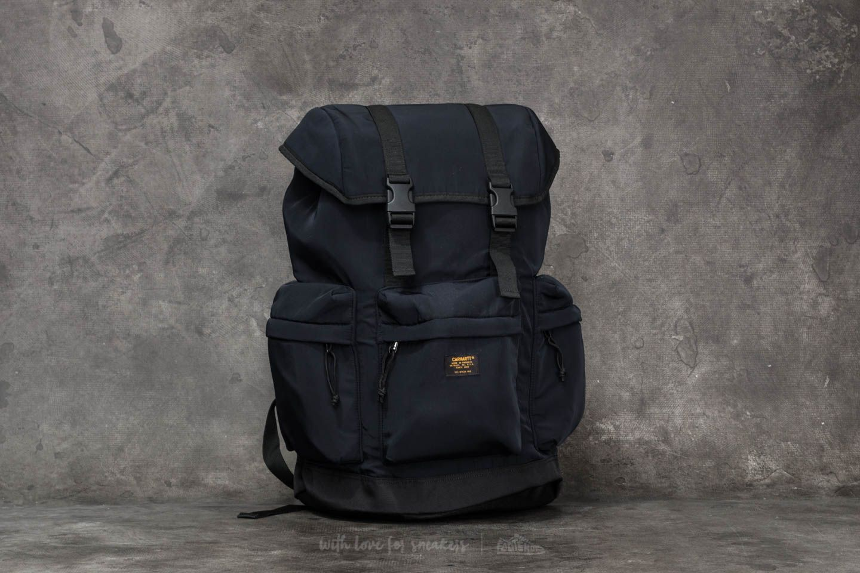 Carhartt WIP Military Backpack Dark Navy  Black