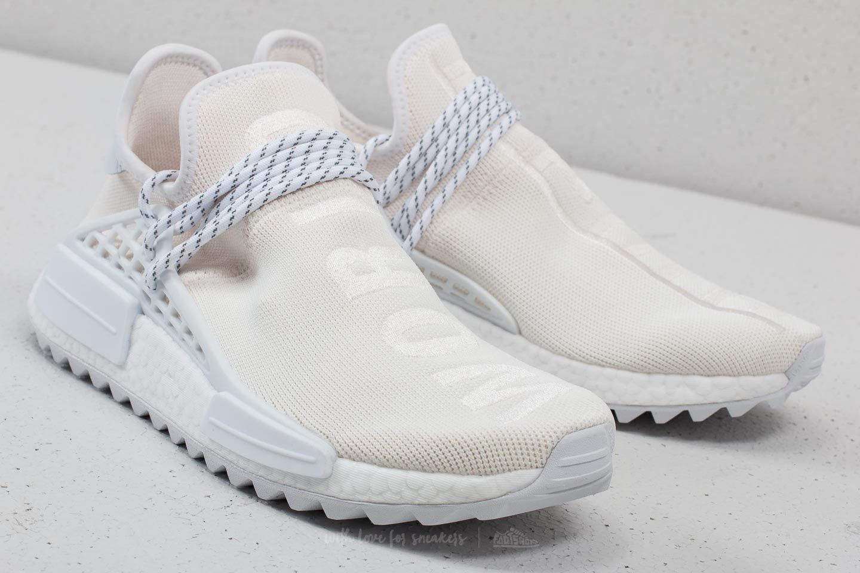 adidas x Pharrell Williams Human Race Holi NMD BC Cream White Ftw White Ftw White Footshop  Footshop