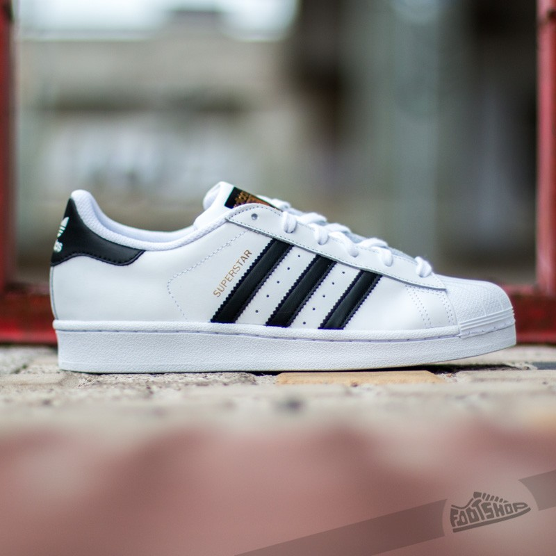 06c6839ceb92 adidas Superstar J White  Black Stripes at a great price £60 buy at Footshop