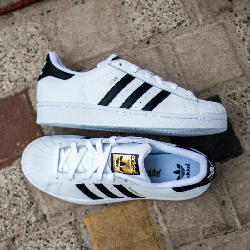 038bbb516c6 ... low cost adidas superstar j white black stripes at a great price 70 buy  at footshop