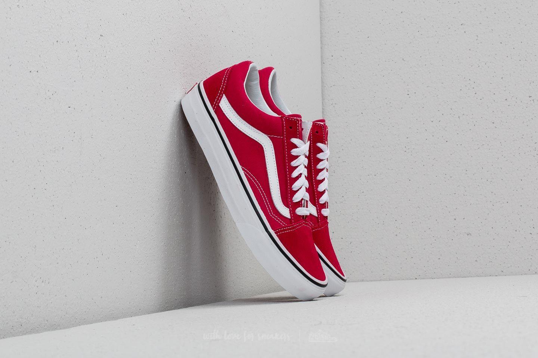Men's shoes Vans Old Skool Crimson