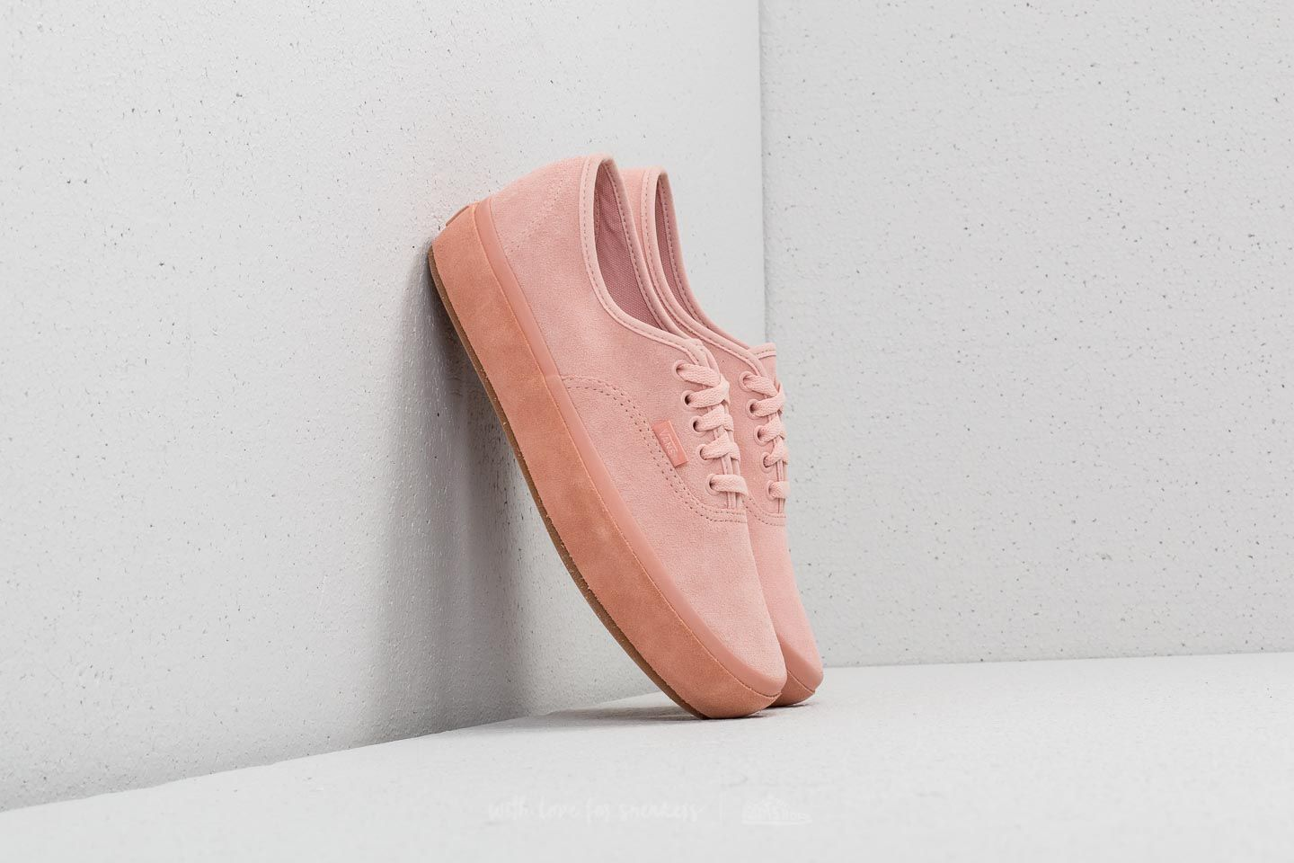 Vans Authentic Platform (Suede Outsole) Evening Sand Muted Clay | Footshop
