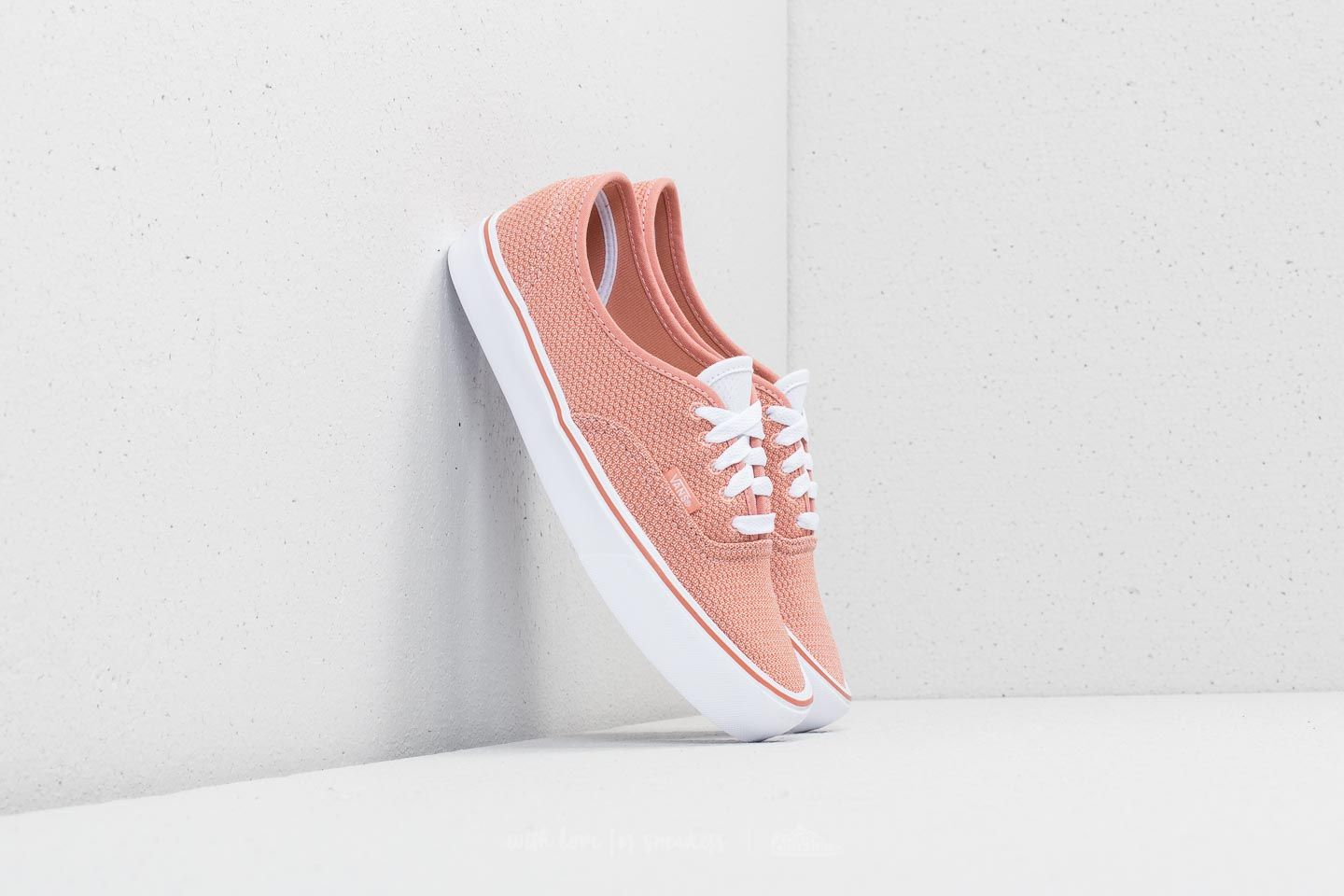 Vans Authentic Lite (Mesh) Evening Sand Muted Clay | Footshop