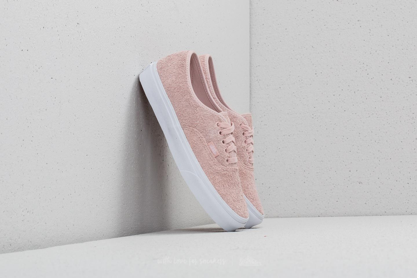 01492a1361ebce Vans Authentic (Hairy Suede) Sepia Rose at a great price £25 buy at