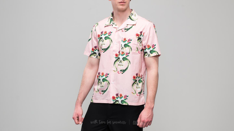 Stüssy Skull Pattern Shirt