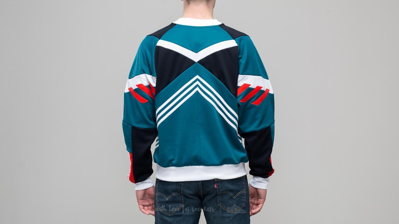 adidas chop shop crew sweater