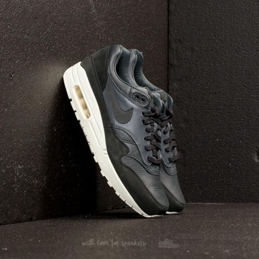 NikeLab Air Max 1 Pinnacle Black Anthracite Dark Grey | Footshop