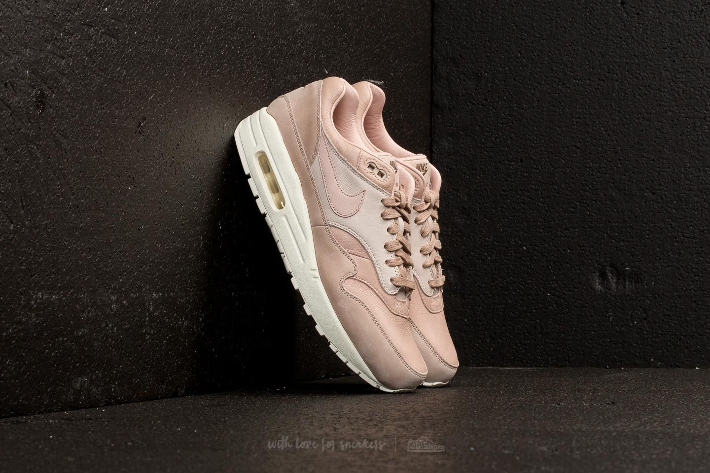 NikeLab Air Max 1 Pinnacle Sand/ Particle Beige