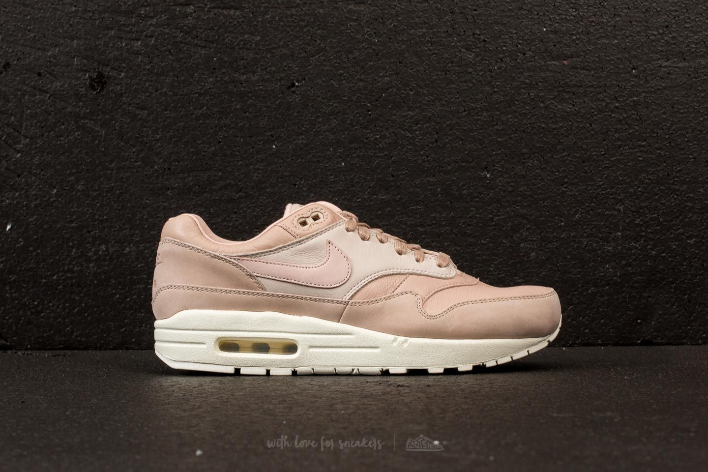 new arrival c6618 da132 NikeLab Air Max 1 Pinnacle Sand  Particle Beige at a great price £137 buy