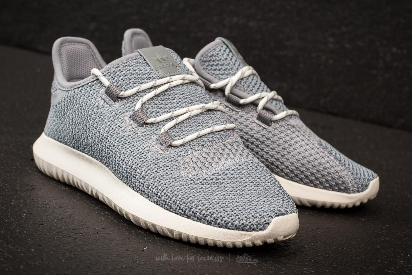 promo code 760f9 caefe adidas Tubular Shadow C Grey Three/ Grey Three/ Chalk White ...