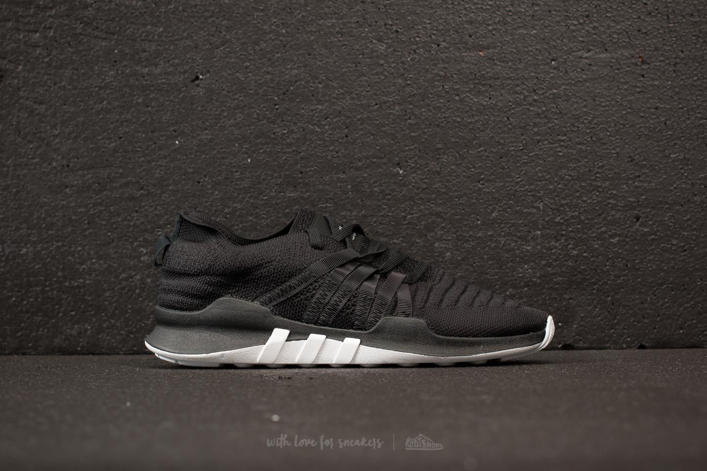 timeless design 03364 1177f adidas EQT Racing ADV Primeknit W Core Black Core Black Ftw White at a