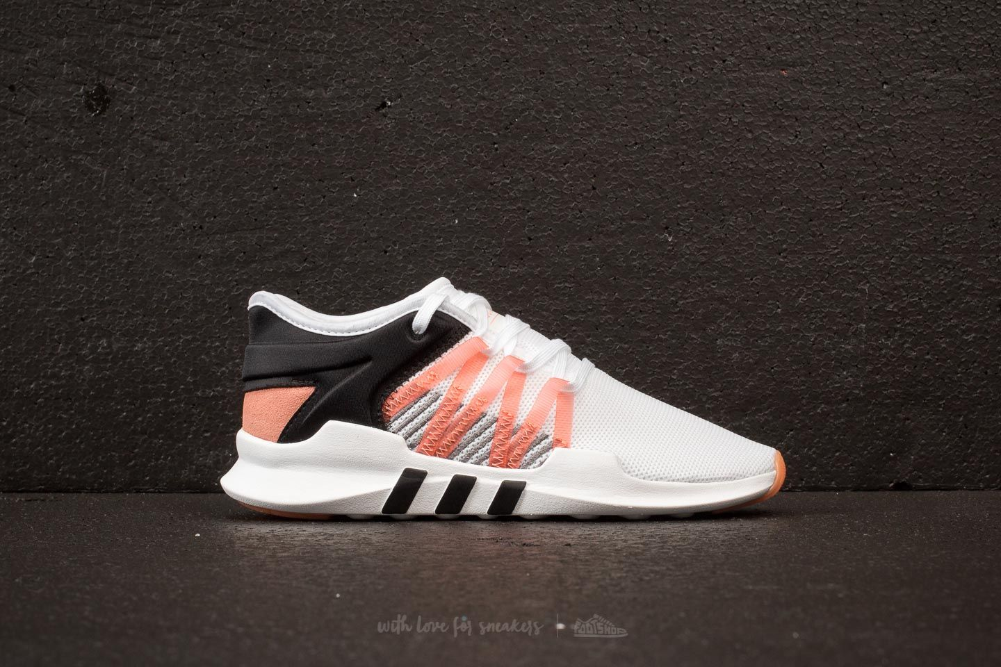 e26c332ae351 adidas EQT Racing ADV W Ftw White  Chalk Coral  Core Black at a great