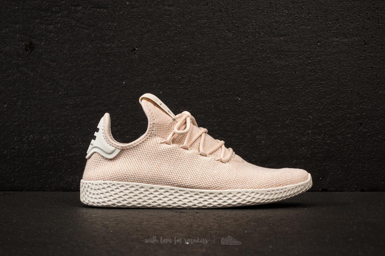 fa91bd88b Adidas x Pharrell Williams Tennis HU Linen  Linen  Core White za skvělou  cenu 2