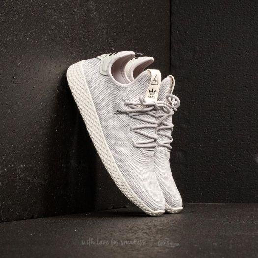 adidas pharrell williams tennis hu chalk white