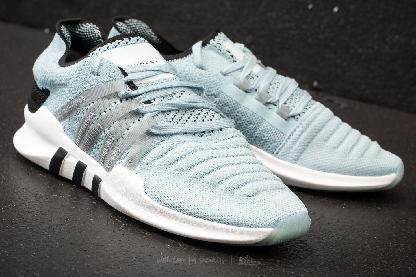 check out 8f844 7f452 adidas EQT Racing ADV Primeknit W Blue Tint/ Grey Three ...