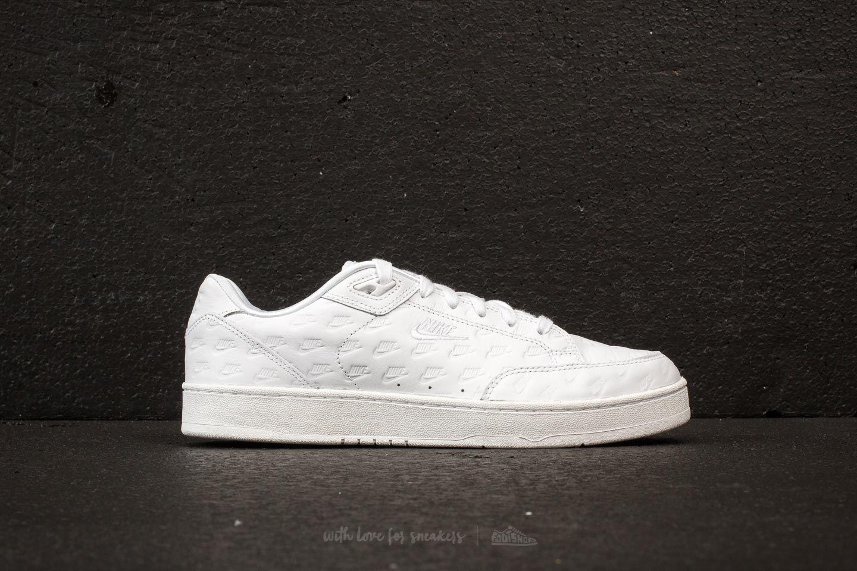 Nike Grandstand II Pinnacle White  White-Matte Silver at a great price 77 € 85655cda3