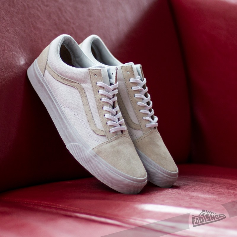 c3b747ae9711 Vans Old Skool Reissue CA (Vansguard) True White