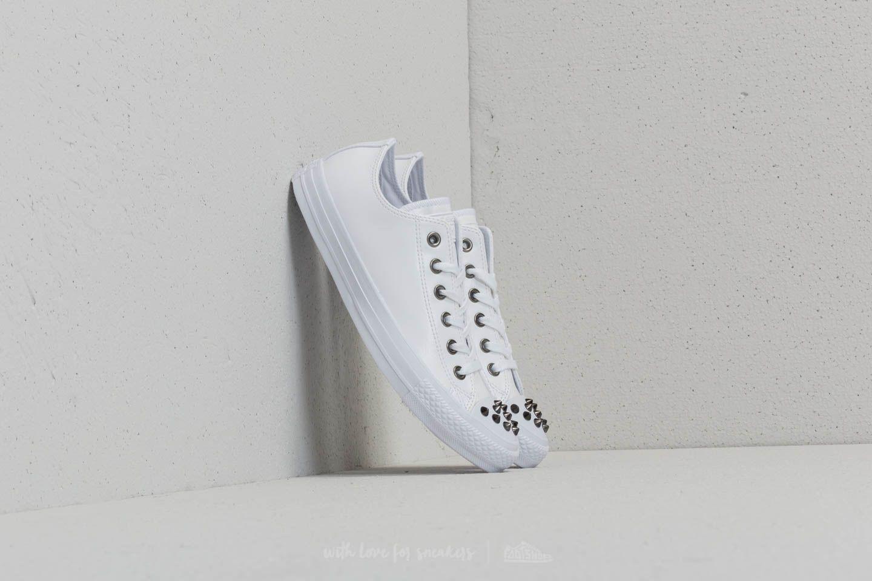 c181d5d816da Converse Chuck Taylor All Star Ox White  White