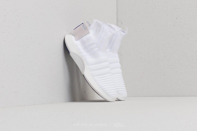 bruja Erradicar De Verdad  Men's shoes adidas Crazy 1 ADV Sock Primeknit (ASW) Ftw White/ Ftw White/  Real Purple | Footshop
