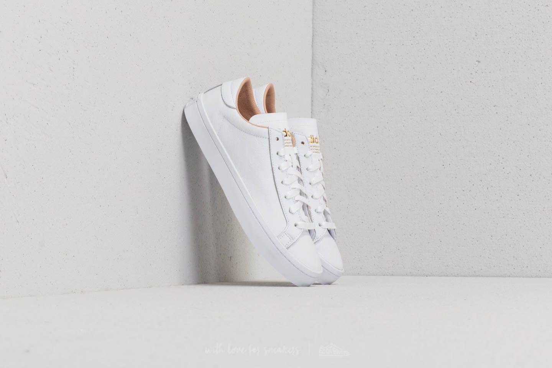 adidas Courtvantage Ftw White/ Ftw White/ Supplier Colour