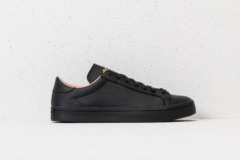 super popular 11e52 be69f adidas Court Vantage Core Black Core Black Supplier Colour at a great  price 81
