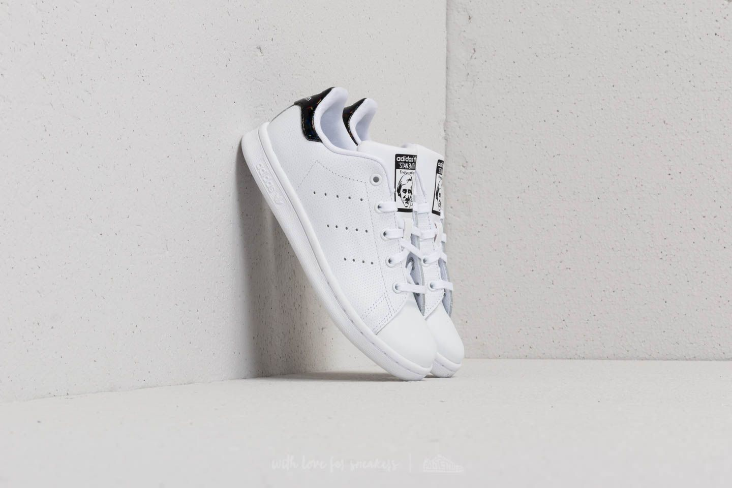 Kid´s shoes adidas Stan Smith C Ftw White/ Ftw White/ Core Black