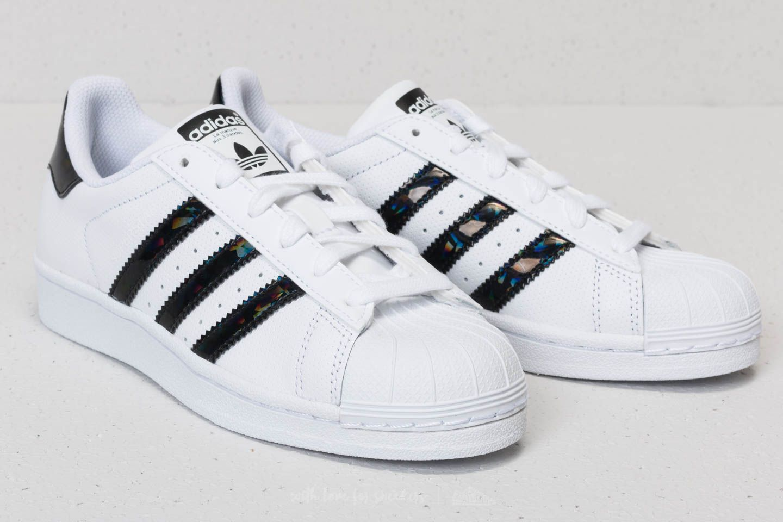 "Adidas Superstar J /""Black White/"""