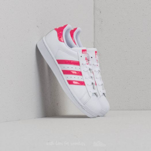 adidas superstar j pink