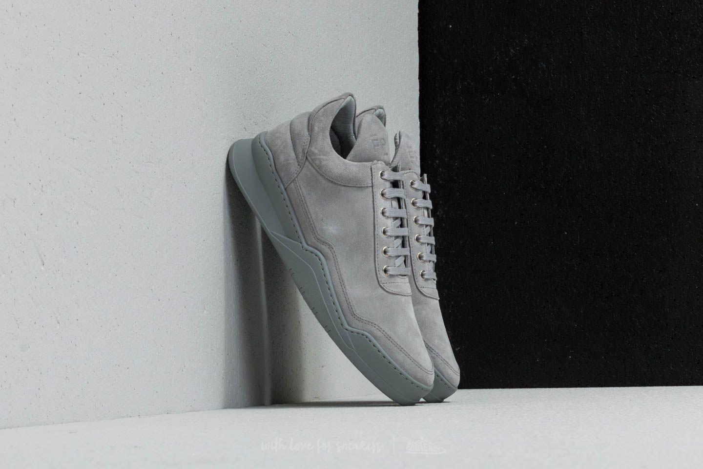 Filling Pieces Low Top Ghost Tone Cement Grey za skvělou cenu 4 290 Kč koupíte na Footshop.cz