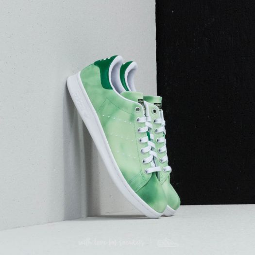 1be606826dd0d adidas x Pharrell Williams HU Holi Stan Smith Ftw White  Ftw White  Green