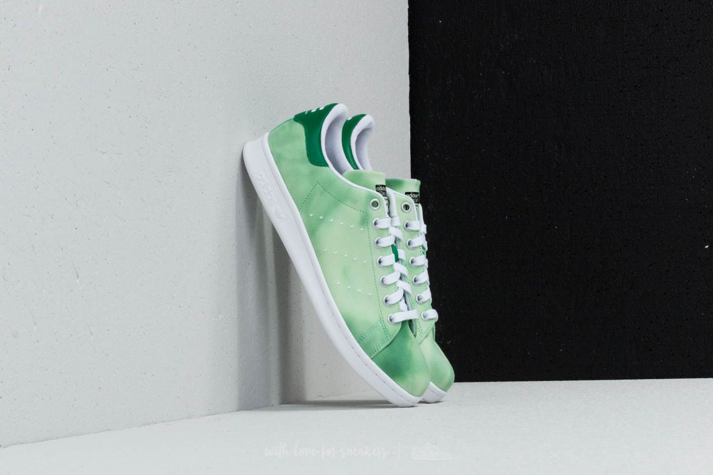 adidas x Pharrell Williams HU Holi Stan Smith Ftw White/ Ftw White/ Green