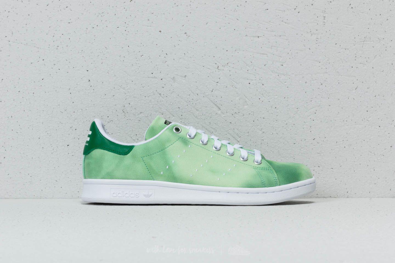 474afdc302c55 adidas x Pharrell Williams HU Holi Stan Smith Ftw White  Ftw White  Green at