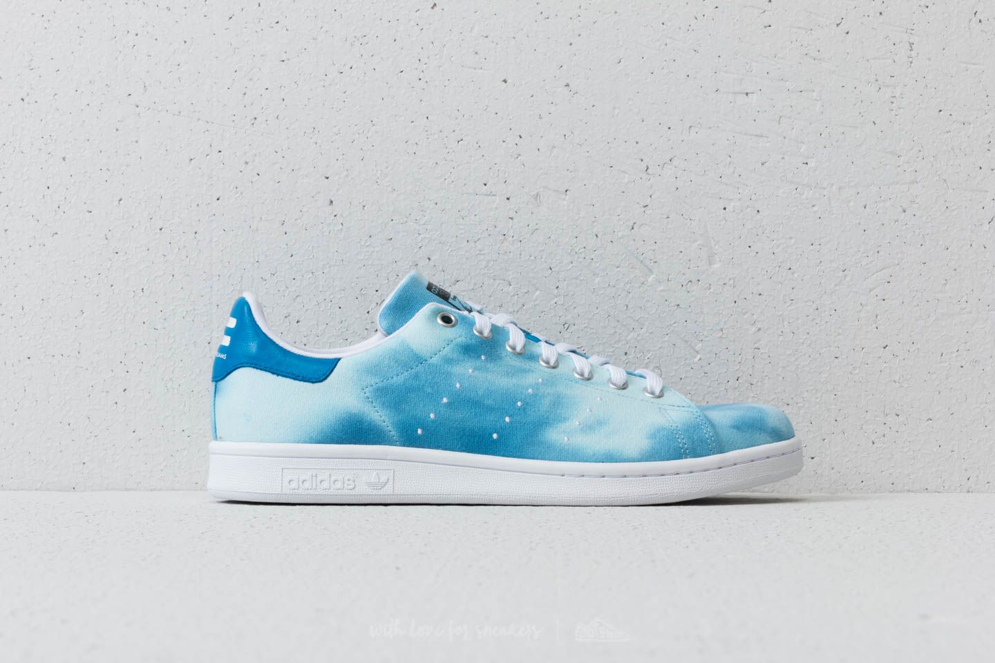 1339e4a2b adidas x Pharrell Williams HU Holi Stan Smith Ftw White  Ftw White  Blue at