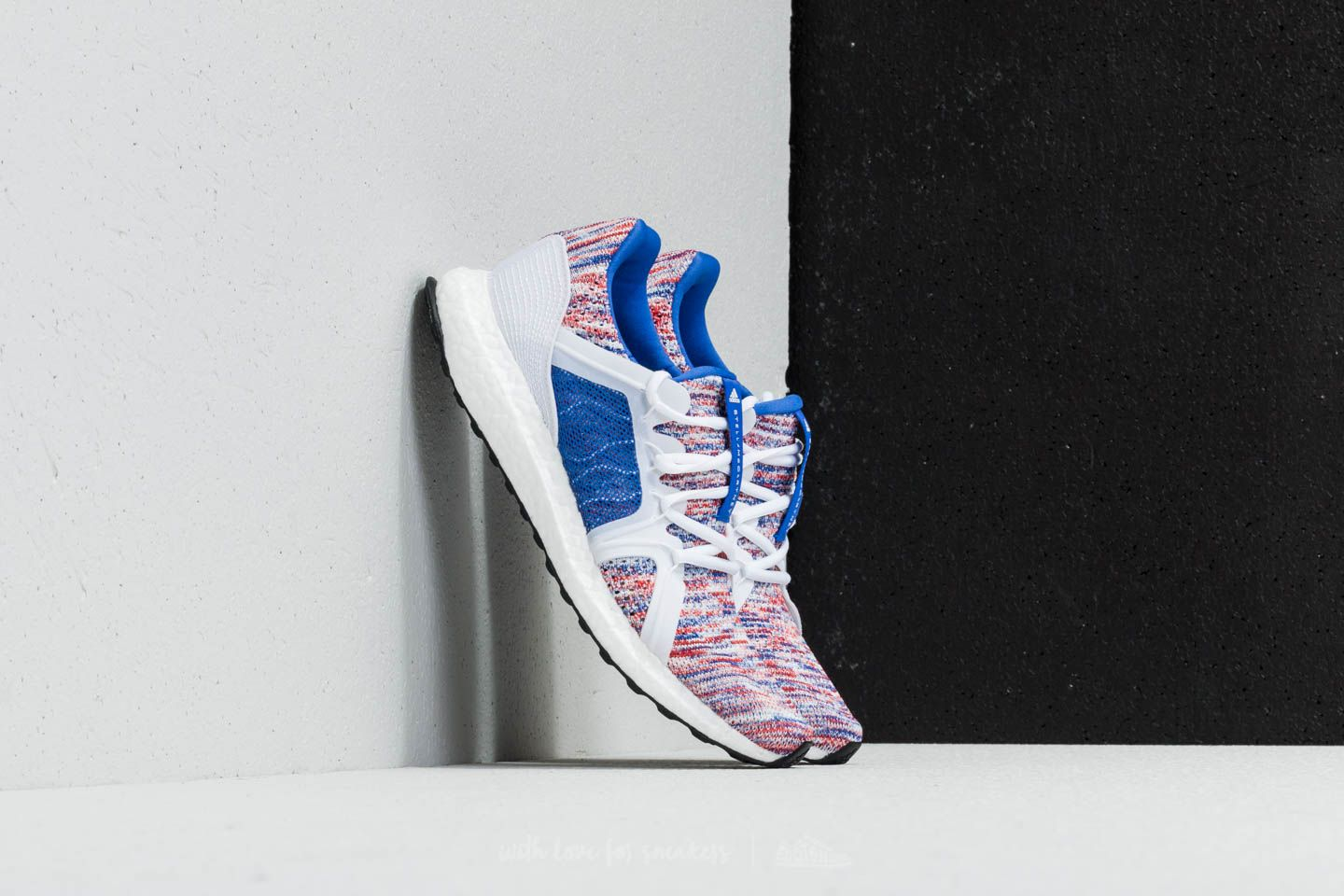 4837fd1d247 adidas x Stella McCartney Ultraboost Parley Hi-Res Blue  Core White  Dark  Callisto