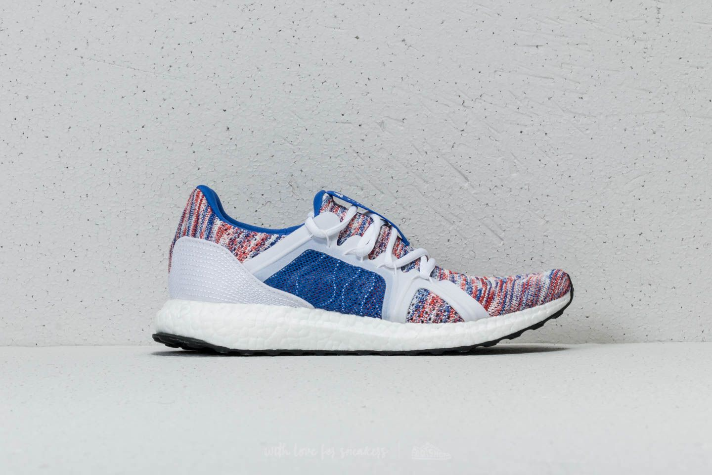 adidas x Stella McCartney Ultraboost Parley Hi Res Blue Core White Dark Callisto | Footshop
