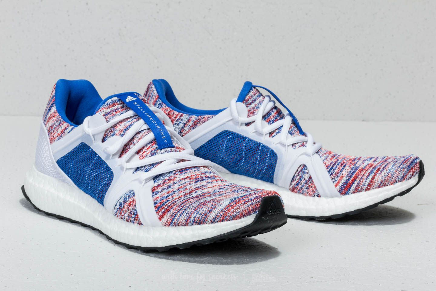 adidas x Stella McCartney Ultraboost Parley Hi-Res Blue  Core White  Dark  Callisto 431db0466594d