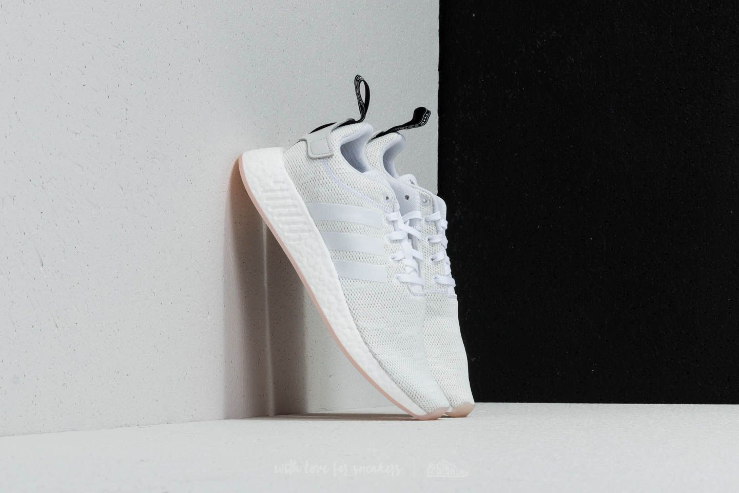 adidas NMD_R2 W Crystal White/ Ftw White/ Core Black