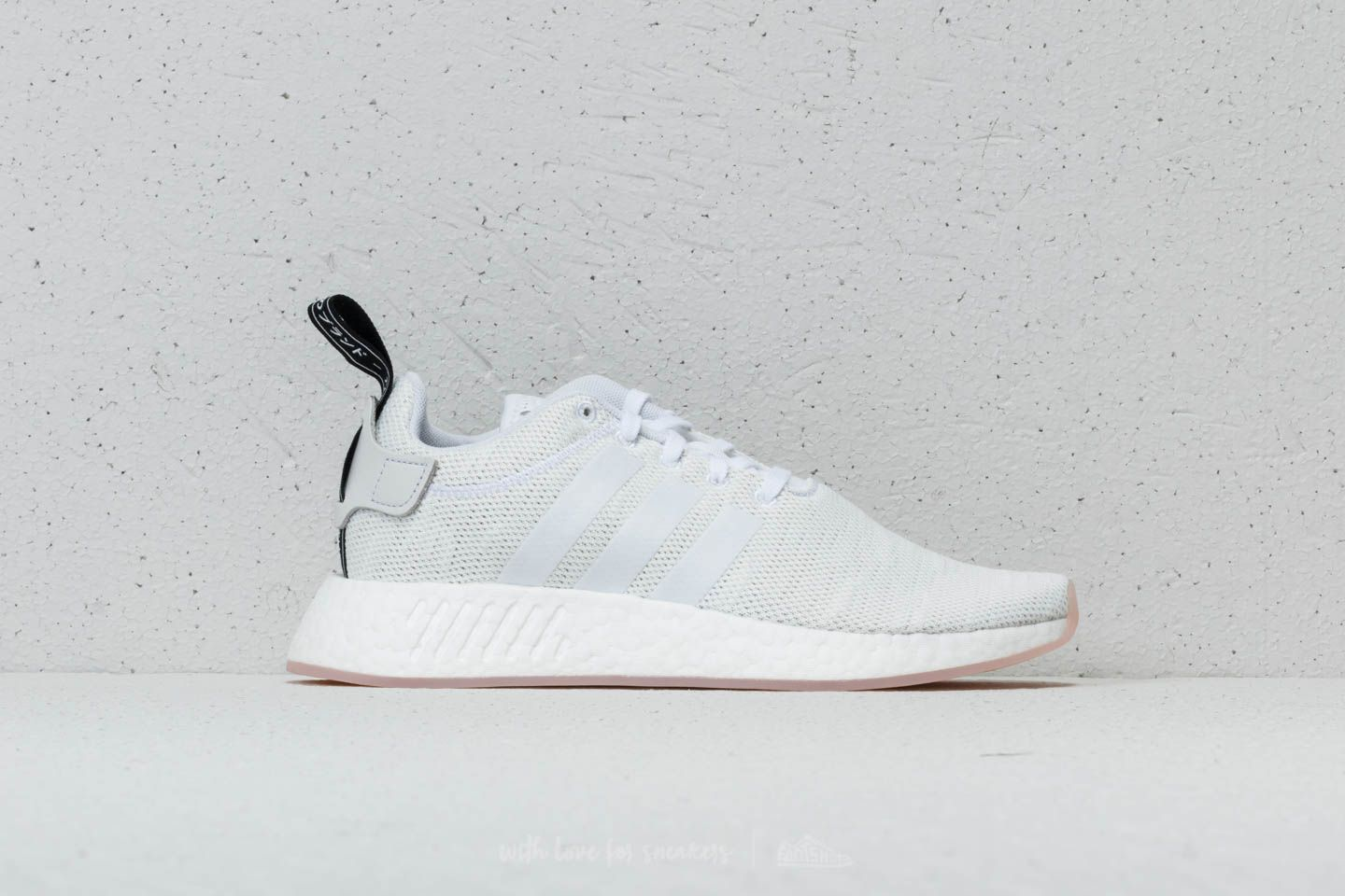 new product fd9fa e87bb adidas NMD_R2 W Crystal White/ Ftw White/ Core Black | Footshop