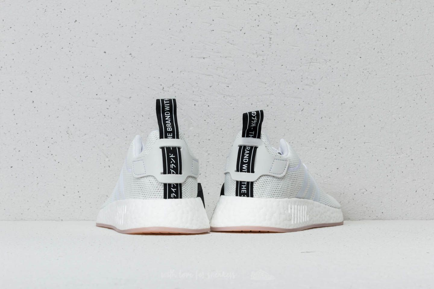 adidas NMD_R2 W Crystal White Ftw White Core Black | Footshop