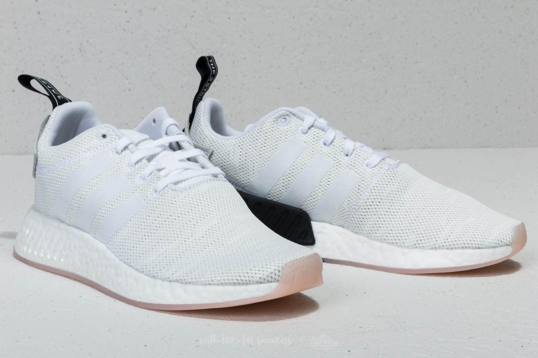 adidas nmd orctin white