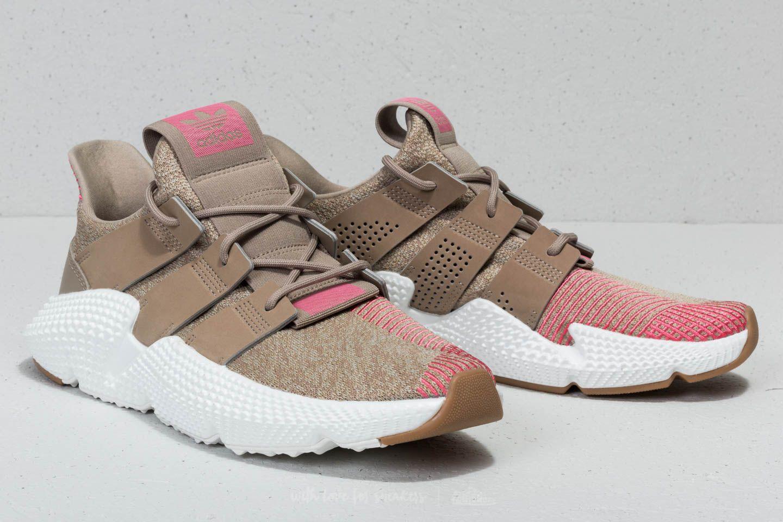 adidas Prophere Trace Khaki/ Trace Khaki/ Chalk Pink | Footshop