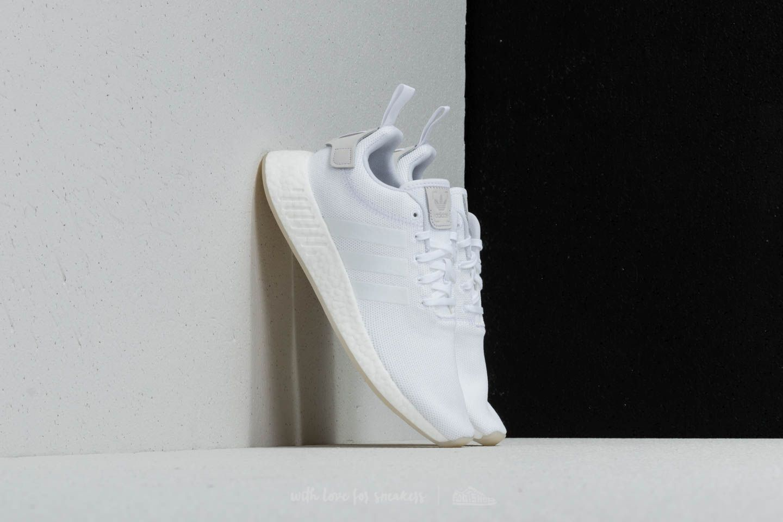 adidas NMD_R2 Ftw White/ Ftw White/ Ftw White