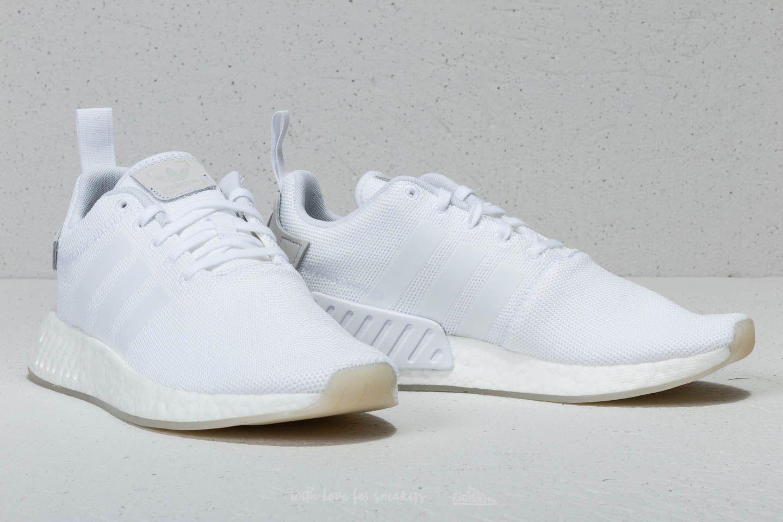 best website 65f20 a720a adidas NMD_R2 Ftw White/ Ftw White/ Ftw White | Footshop